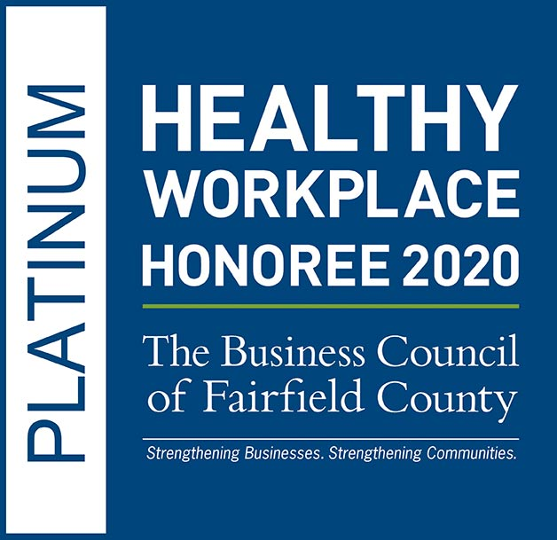 Healthy Workplace Platinum Award
