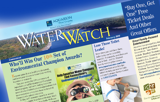 water watch front cover